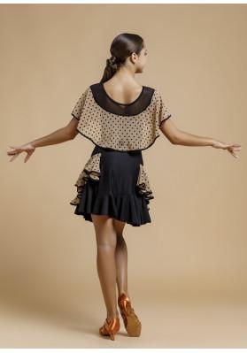 Latin skirt ROLL ruviso-dancewear.com