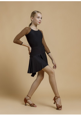 Latin skirt VOLTA ruviso-dancewear.com