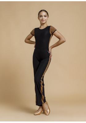 Women ballroom pants PALOMA   ruviso-dancewear.com