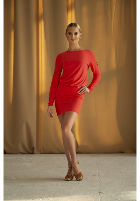 Latin Dress - 1160/2 ruviso-dancewear.com