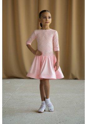 Juvenile Dress-50GD ruviso-dancewear.com