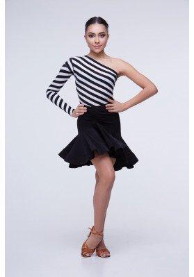 Latin Skirt-882/1 ruviso-dancewear.com
