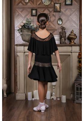 Latin Skirt - 929 KW ruviso-dancewear.com