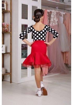 Latin Skirt  - 1132 ruviso-dancewear.com