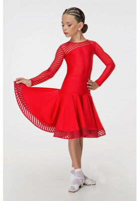 Juvenile Dress-70 ruviso-dancewear.com