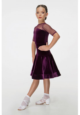 Juvenile Dress-71 ruviso-dancewear.com