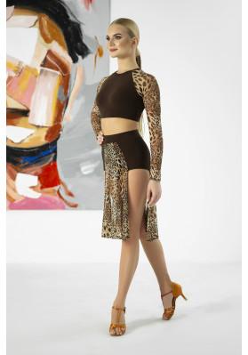 Latin skirt - 1250 ruviso-dancewear.com