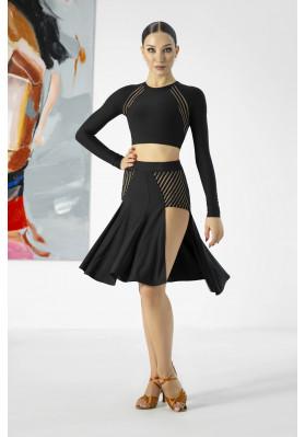 Latin skirt - 1250/1 ruviso-dancewear.com