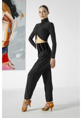 Latin trousers - 1256 ruviso-dancewear.com
