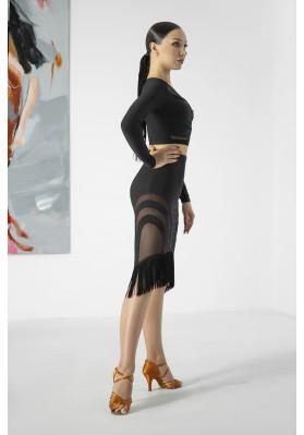 Latin Skirt - 1261 ruviso-dancewear.com