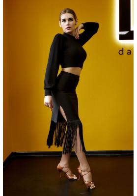 Latin Skirt - 641 ruviso-dancewear.com