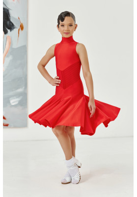 Juvenile Dress BS-83 ruviso-dancewear.com