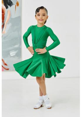 Juvenile Dress BS-84 ruviso-dancewear.com