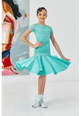 Juvenile Dress BS-85 ruviso-dancewear.com