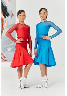 Juvenile Dress BS-86 ruviso-dancewear.com