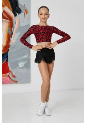 Women's shorts - 1228 KW ruviso-dancewear.com