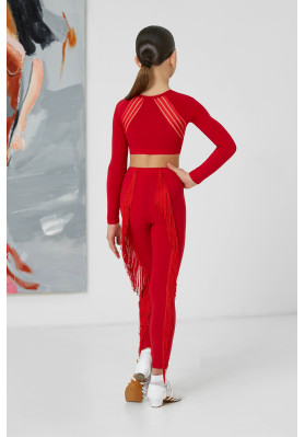 Tights for the Latin - 1255 KW ruviso-dancewear.com