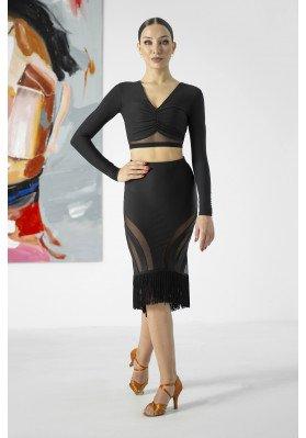 Latin top - 1260 ruviso-dancewear.com