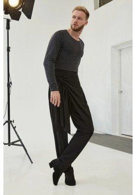 Men's Ballroom trousers - PN 1279 ruviso-dancewear.com
