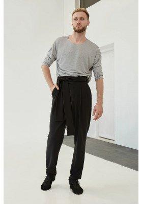 Men's Ballroom Trousers - BR 1281 ruviso-dancewear.com