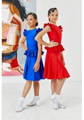 Juvenile Dress BS-87/1 ruviso-dancewear.com