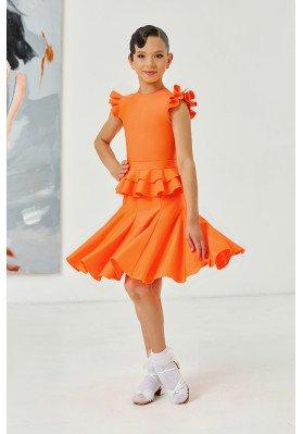 Juvenile Dress BS-87 ruviso-dancewear.com