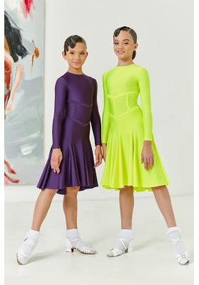 Juvenile Dress BS-89 ruviso-dancewear.com