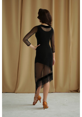Latin Dress - 696/1  ruviso-dancewear.com