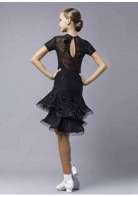 Latin Dress FRESCA ruviso-dancewear.com