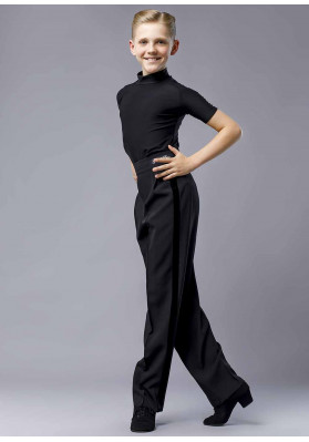 Mens ballroom pants PETAR ruviso-dancewear.com