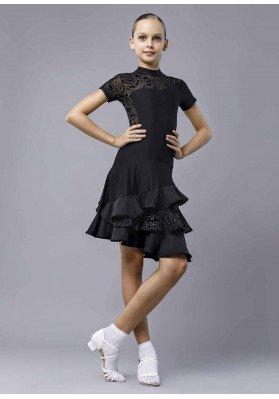 Latin Dress AMIGA   ruviso-dancewear.com