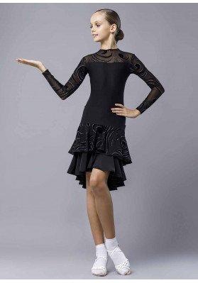 Latin Dress CHIC ruviso-dancewear.com