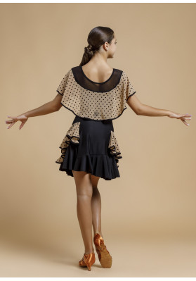Latin skirt ROLL ruviso-dancewear.com