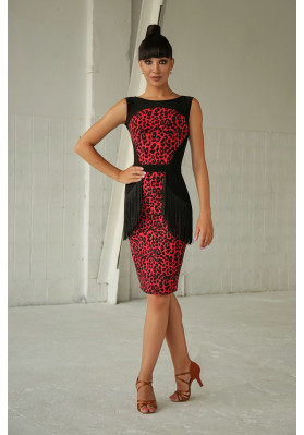Latin Dress - 1056/2 ruviso-dancewear.com
