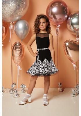 Latin Dress - 1207 ruviso-dancewear.com