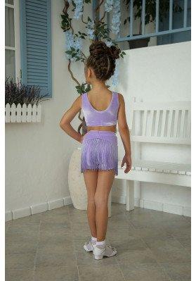 Women's Shorts-1210 ruviso-dancewear.com