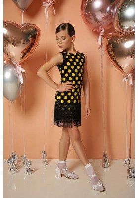 Latin Dress - 1214 ruviso-dancewear.com