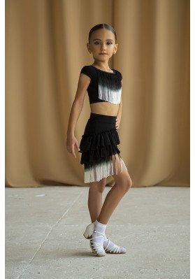 Latin Skirt - 1217 ruviso-dancewear.com