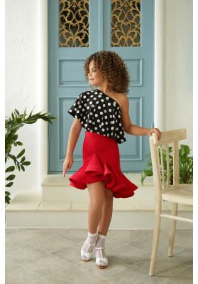 Latin Skirt - 1218 ruviso-dancewear.com