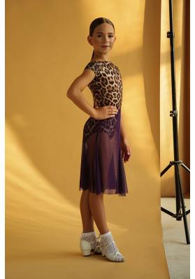 Latin Skirt - 1226 ruviso-dancewear.com