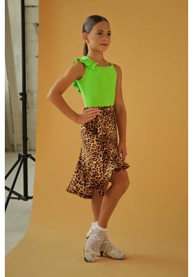 Latin Skirt - 131/1 ruviso-dancewear.com