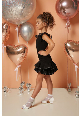 Latin Skirt - 169 KW ruviso-dancewear.com