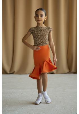 Latin Skirt - 305 KW ruviso-dancewear.com