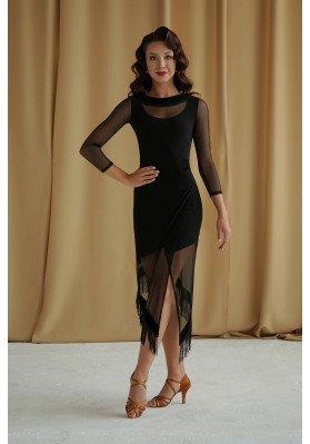 Latin Dress - 696/1  ruviso-dancewear.com