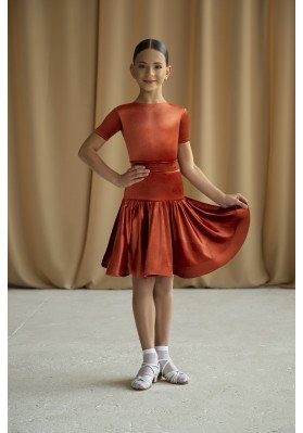 Juvenile Dress - 77/1 ruviso-dancewear.com