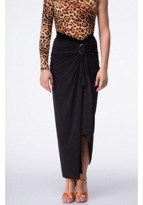 Latin Skirt-876 ruviso-dancewear.com