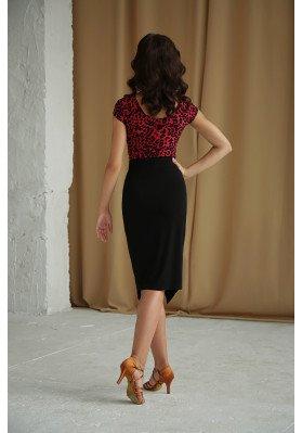 Latin Skirt - 951/1 ruviso-dancewear.com