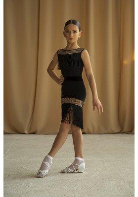Latin Skirt - 956KW ruviso-dancewear.com